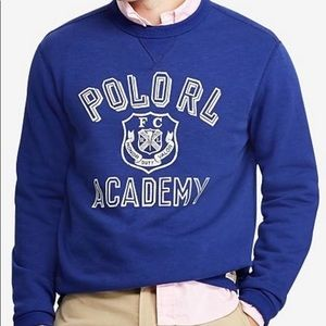 Polo Ralph Lauren Blue Sweatshirt